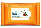 Kara Sunscreen Wipes