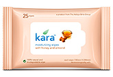 Kara Moisturising Wipes