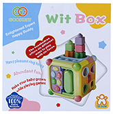 Musical Wit Box 18 - 36 Months, 18.5 X 18.5 X 18.5 Cm, Environment P...