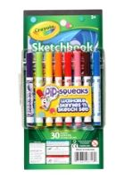 Stationery - Crayola - Pip Squeaks Sketch Set