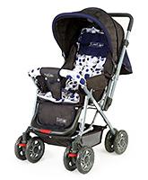 Buy Luv Lap - Sunshine Baby Stroller 1003 C Navy Blue