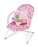 Buy Luv Lap - Sunshine Baby Bouncer 8043T Pink
