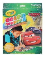 Stationery - Crayola - Markers N Coloring Pad