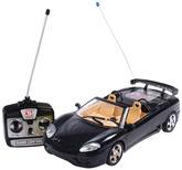 Fab N Funky - Super Car Radio Control Toy Black