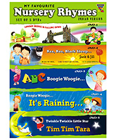 Eagle Home Entertainment - My Favourite Nursery Rhymes