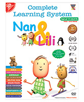 Eagle Home Entertainment - Nan & Lili - Complete Learning System