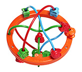 Fisher-Price - Bead Ball 6 Months+, Activity toys for kids