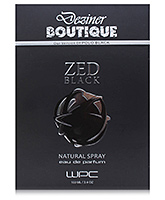 WPC Deziner Boutique Zed Black EDP Natural Spray