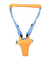 Fab N Funky Moby Moonwalk 1 Way Baby Walking Harness - Orange