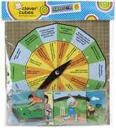 Clever Cubes - Sport On Game - 5 - 8 Years