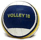 Volley 18 Volleyball 4 Size 4, High Backing Strength Of The Volley 18 Ensur...