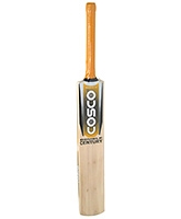 Double Century Kashmir Willow Cricket Bat Full Size, Premium Quality Kashmir Willow Wood Used