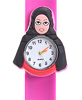 Fab N Funky - Kids Watch Doll Shape Pink
