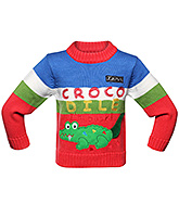 Sweater - Crocodile