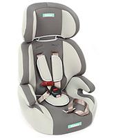 Fab N Funky - High Back Car Seat Grey