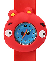 Fab N Funky - Piggy Shaped Dial Kids Watch