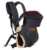 Babecare - Denim Baby Carrier