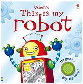 Buy Usborne - This Is My Robot Book