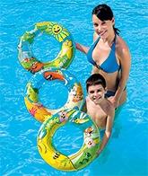 Bestway Designer Swimming Ring