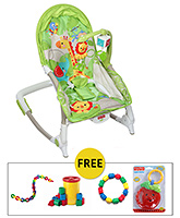 Buy Fisher Price New Born to Toddler Portable Rocker