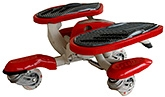 Adraxx Eaglider Skates - 8 Years+