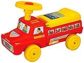 Buy Girnar Dumper Ride On - Red