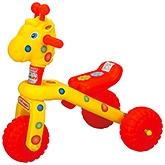 Buy Safari Manual Push Rider Giraffe - Red