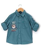 Buy Beebay - Foldable Full Sleeves Plain Shirt
