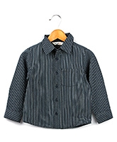 Beebay - Full Sleeves Casual Striped Shirt