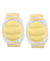 Buy Fab N Funky - Knee Pad Light Yellow Set Of Two
