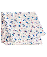 Mothers Choice Baby Bed Protector Teddy Print