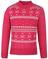Buy Babyhug Full Sleeves Designer Sweater