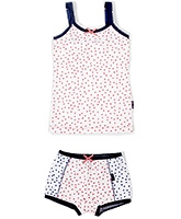 Claesens Singlet Slip And Shorties Set