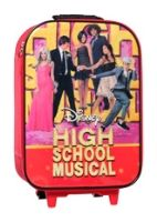 Disney High School Musical Travel Luggage Bag