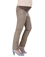 Morph Brown Casual Pant