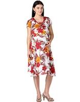 Buy Morph Charming Floral Printed Dress