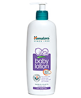Lotions, Oils & Powders - Himalaya - Baby Lotion
