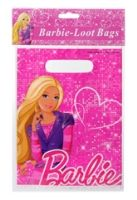 Barbie Loot Bags - Pink