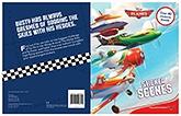 Parragon Disney Planes Sticker Scenes Book