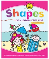 Parragon Early Learning Picture Books - Shapes