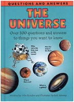 Parragon Questions And Answers - The Universe
