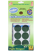 Buy Runbugz Anti-Mosquito Patches - Plain Design