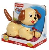 Fisher-Price - Yip Yip Lil Snoopy 1 - 4 Years, Pull me along