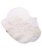 Buy Sapphire Mosquito Net Bedding Set - Yellow