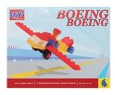 Peacock Smart Blocks - Boeing 3 Years+, 71 Interlocking Pieces And 2 Sets Of Wheel...