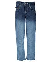 FS Mini Klub Blue Full Length Denim Jeans