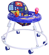 Buy Mothertouch Round Walker - Blue