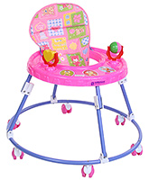 Buy Mothertouch Round Walker - Pink