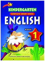 Fairfield Book Publisher Kindergarten English Book 1