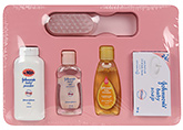 Buy Johnsons And Johnsons Baby Care Collection